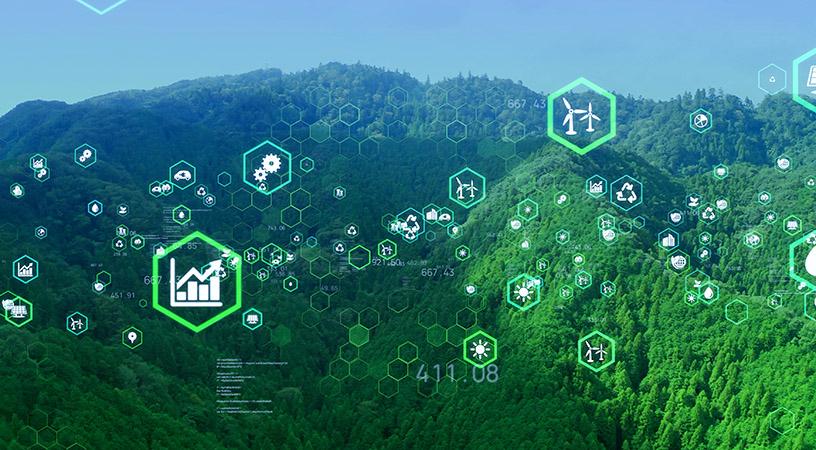 Diebold Nixdorf investe em ações dedicadas à construção de um mundo mais sustentável