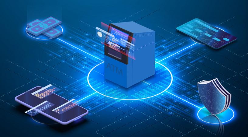 A jornada de inovação dos caixas eletrônicos